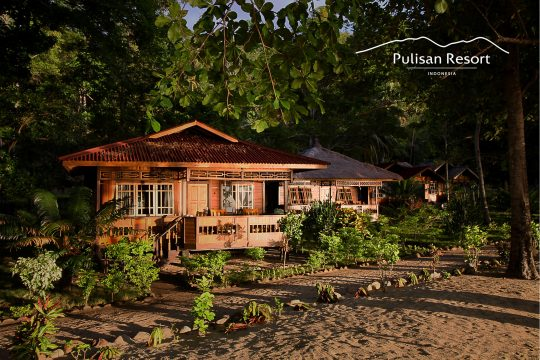 pulisan resort indonesia