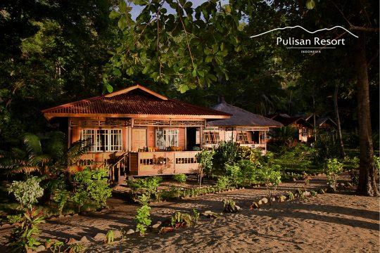 pulisan resort indonesia