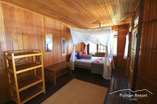 PULISAN RESORT DELUXE INTERIOR